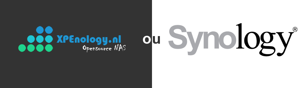 NAS Xpenology vs Synology
